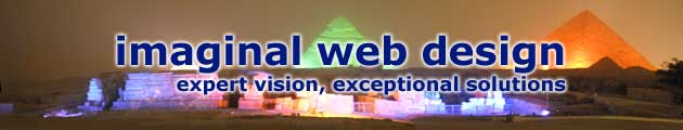 Imaginal Web Design LLC-Expert Vision-Exceptional Solutions